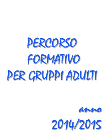 percorso adulti